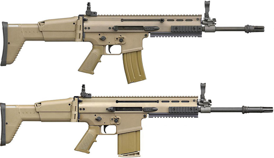 FN SCAR Rifle Headline Photo