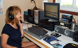 ham radio female
