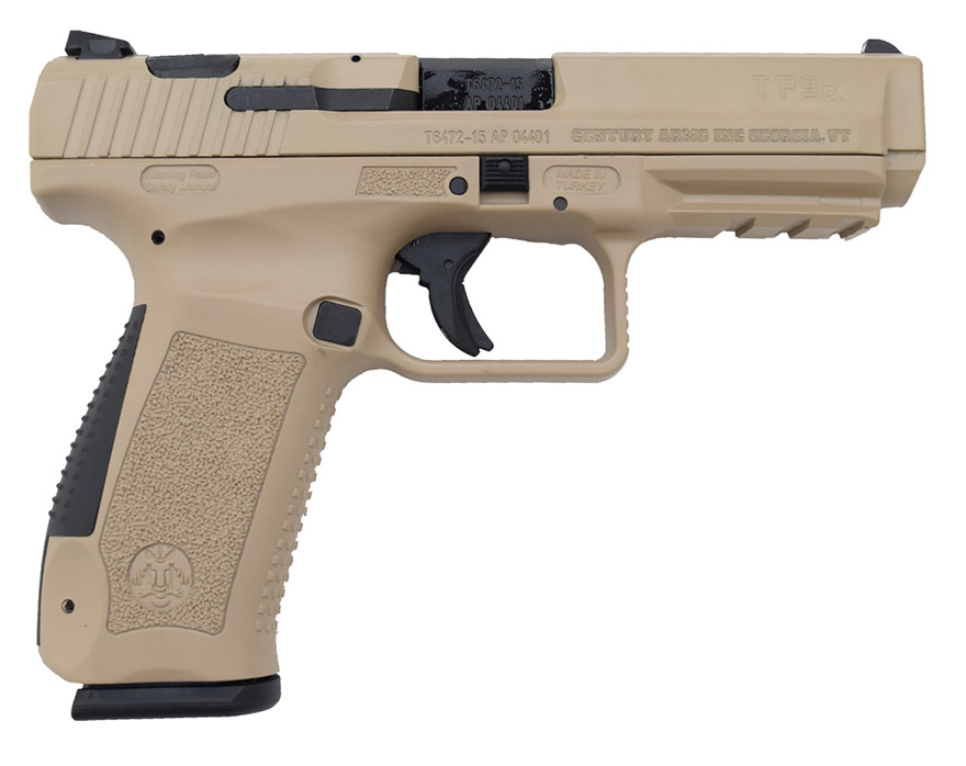Canik TP9SA Semi Automatic Pistol