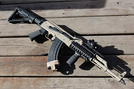 AK Accessories Abound - Civilian Protector